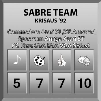 sabre_team_ocena